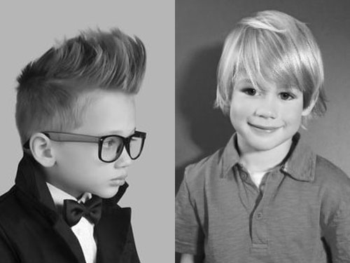 Vogue Coiffure - Kids (Jungs)